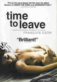 Time to Leave - (Region 1 Import DVD)