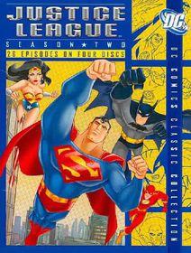 Justice League of America - Seasons 1 & 2 - (Region 1 Import DVD)