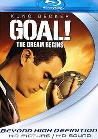 Goal the Dream - (Region A Import Blu-ray Disc)