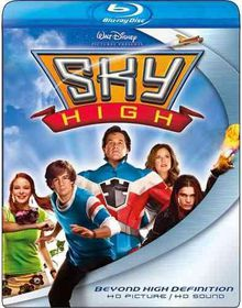 Sky High - (Region A Import Blu-ray Disc)