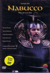 Verdi-Nabucco (La Scala) - (Import DVD)