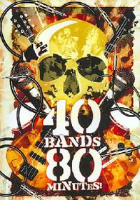 40 Bands/80 Minutes - (Region 1 Import DVD)