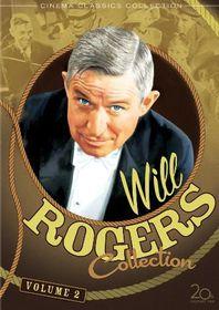 Will Rogers Vol 2 - (Region 1 Import DVD)