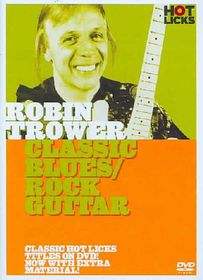 Robin Trower - Classic Blues/Rock Guitar - (Region 1 Import DVD)