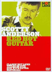 Scotty Anderson:Red Hot Guitar - (Region 1 Import DVD)
