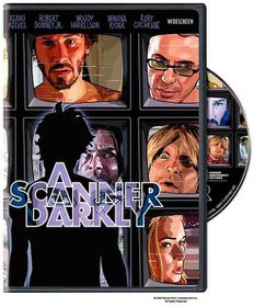 Scanner Darkly - (Region 1 Import DVD)