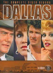 Dallas:Complete Sixth Season - (Region 1 Import DVD)