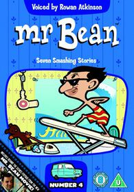 Mr.Bean Vol.4 (Animated) - (Import DVD)