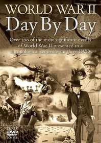 World War 2-Day By Day - (Import DVD)