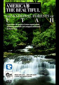 America-Forests Of Utah - (Import DVD)
