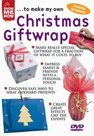 Show Me How-Christmas Giftwrap - (Import DVD)