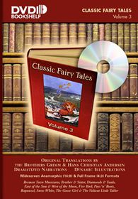Classic Fairy Tales Volume 3 - (Import DVD)