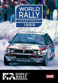 World Rally Review 1989 - (Import DVD)