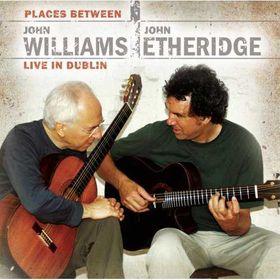 Williams John & Etheridge John - Places Between (CD)
