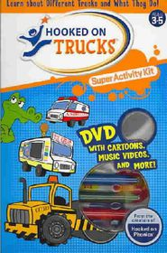 Hoooked on Trucks Super Activity Kit - (Region 1 Import DVD)