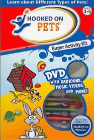 Hooked on Pets Super Activity Kit - (Region 1 Import DVD)