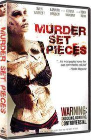 Murder Set Pieces - (Region 1 Import DVD)