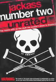 Jackass Number Two - (Region 1 Import DVD)