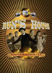 Run's House:Complete Seasons 1 & 2 - (Region 1 Import DVD)