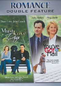Must Love Dogs/You've Got Mail - (Region 1 Import DVD)