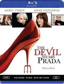 Devil Wears Prada - (Region A Import Blu-ray Disc)