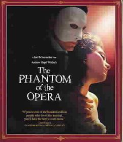 Phantom of the Opera - (Region A Import Blu-ray Disc)