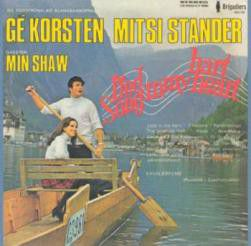Ge Korsten - Lied In My Hart / Song In My Heart (CD)