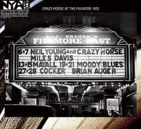 Neil Young & Crazy Horse - Live At Fillmore East (CD)