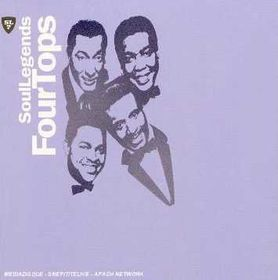 Four Tops - Soul Legends (CD)