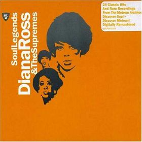 Diana Ross & The Supremes - Soul Legends (CD)