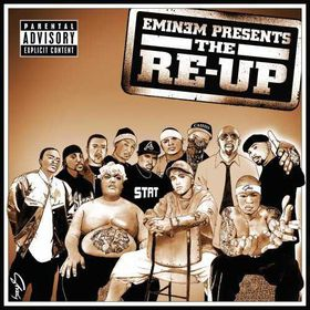 Eminem - Eminem Presents The Re-Up (CD)