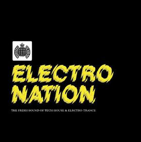 Ministry Of Sound - Electro Nation (CD)