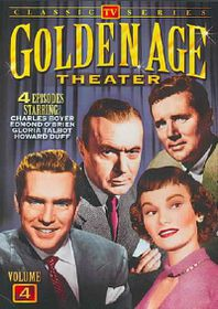 Golden Age Theater Vol 3 - (Region 1 Import DVD)