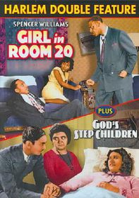 Girl in Room 20/God's Stepchildren - (Region 1 Import DVD)