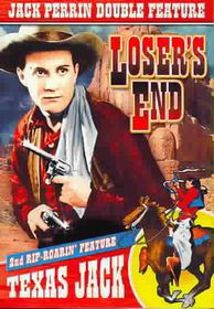 Texas Jack/Loser's End - (Region 1 Import DVD)
