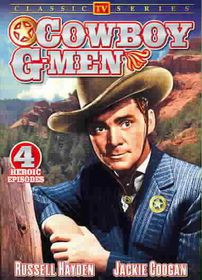 Cowboy G Men - (Region 1 Import DVD)