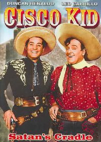 Cisco Kid in Satan's Cradle - (Region 1 Import DVD)