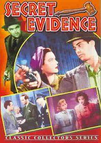 Secret Evidence - (Region 1 Import DVD)