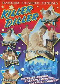 Killer Diller - (Region 1 Import DVD)