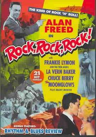 Rock Rock Rock - (Region 1 Import DVD)