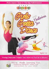 Start Smarter:Girls Gotta Dance with - (Region 1 Import DVD)