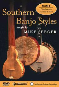 Southern Banjo Styles 1 - (Region 1 Import DVD)