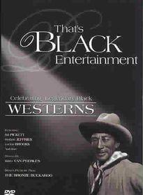 That's Black Entertainment/Westerns - (Region 1 Import DVD)