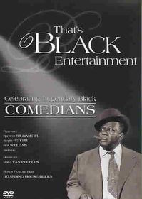 That's Black Entertainment/Comedians - (Region 1 Import DVD)