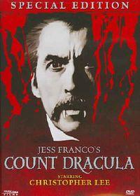 Jess Franco's Dracula - (Region 1 Import DVD)