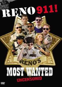 Reno 911! - Reno's Most Wanted Uncensored - (Region 1 Import DVD)