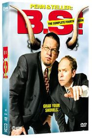 Penn & Teller:Bs the Complete Fourth - (Region 1 Import DVD)