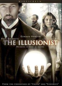 Illusionist - (Region 1 Import DVD)