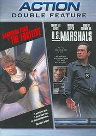Fugitive:Special Edition/Us Marshal - (Region 1 Import DVD)