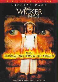 Wicker Man - (Region 1 Import DVD)